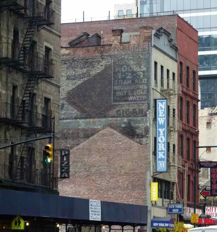 New York, Gennaio 2011.